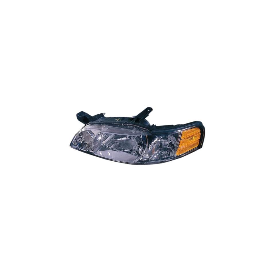 Vaip NS10084A1L Nissan Altima Driver Side Replacement Headlight