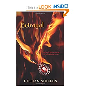 Immortal and Betrayal two books (Gillian Shields)