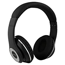 buy Soundlogic Xt Dynabass Stereo Headphones With Microphone - Black