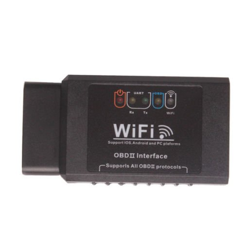 WiFi OBD2/OBDII Code Scanner ELM327 Car Diagnostic Tool Code Reader for PC iPhone Android (Wifi Obd Nissan Xtrail compare prices)