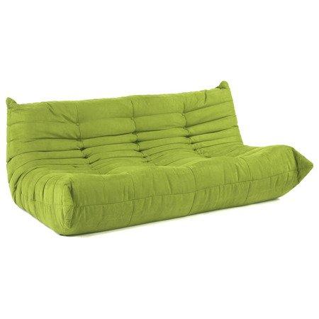 Ligne Roset Style Togo Downlow Sofa - Green