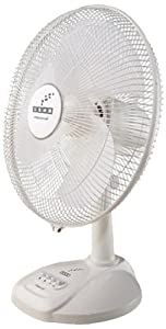 Usha Maxx Air 400mm Table Fan (White) available at Amazon for Rs.2089