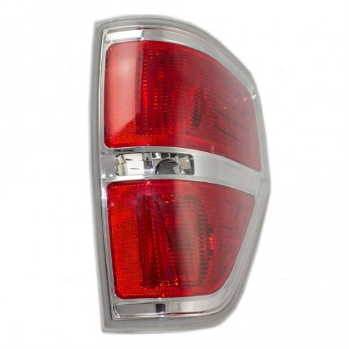 OE Replacement Ford F-150 Passenger Side Taillight Lens/Housing (Partslink Number FO2819143) (Passenger Side Tail compare prices)