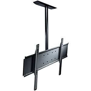 "32"" 60"" STRAIGHT COLUMN CEILING FLAT PANEL MOUNT (WITH CEILING PLATE) (Catalog Category: TV MOUNTS/ACCESS / A/V MOUNTS, FURNITURE & STORAGE)"