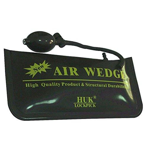 HUK Air Pump Wedge Locksmith Tools locksmith Door Lock Opener Black.