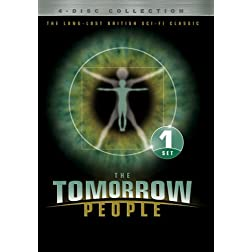 The Tomorrow People Set 1