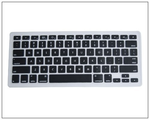 LE Silicone Keyboard Cover for Apple MacBook
