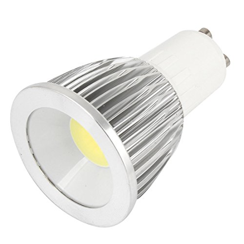 Metal Housing Gu10 Cool White Light Cob Led Downlight Ac 85-265V 9W