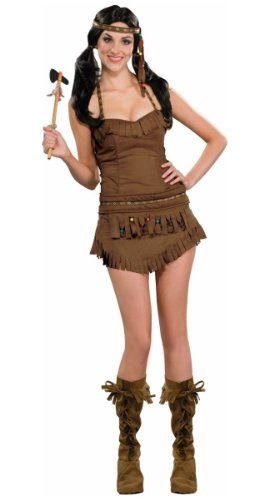 Native American Princess Costume - Adult Costume