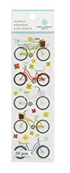 Martha Stewart Crafts Stickers, Bike