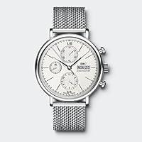 [アイダブリューシー]IWC 腕時計ポートフィノ・クロノグラフ SSxメタルバンド  IW391009 メンズ [メーカー保証付 ] [お取り寄せ品] [並行輸入品]