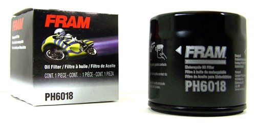 Fram PH6017A Black Oil Filter