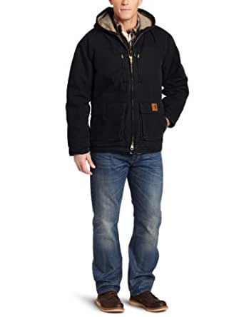 Carhartt Men's Big & Tall Jackson Coat Sherpa Lined
