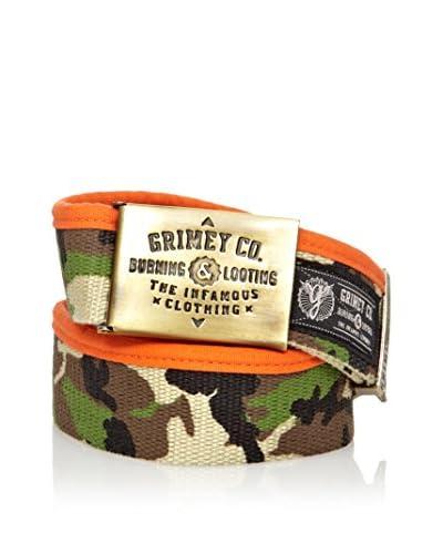 Grimey Wear Cinturón Army