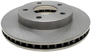 ACDelco 18A118A Advantage Front Brake Rotor