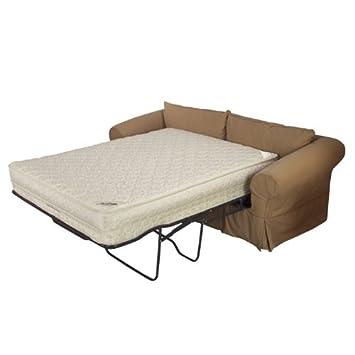 Vintage Leggett u Platt Air Dream Sleeper Sofa Mattress Off White