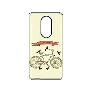 Vibhar printed case back cover for Coolpad Note 3 Lite LoveMyBike