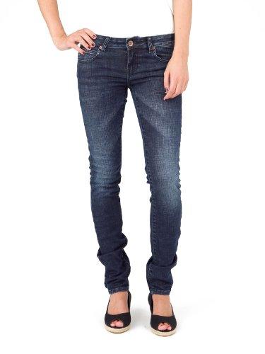 Dr. Denim Jamie Jeans Low Waist Dark Aged
