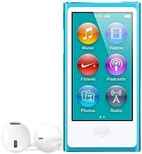 Apple iPod nano 16 Go Bleu (7ème génération) Nouveau