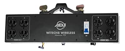 American Dj Wi Tech Wireless System