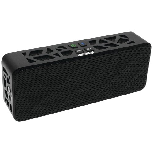Jensen Smps-650 Jensen Smps-650 Portable Bluetooth(R) Wireless Rechargeable Speaker