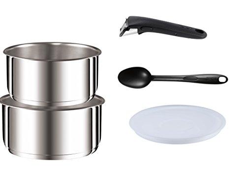 tefal l0369002 ingenio batterie 3168430191167 cuisine maison sets de po les et casseroles. Black Bedroom Furniture Sets. Home Design Ideas
