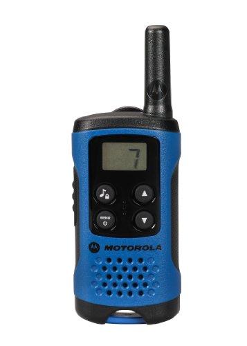Motorola-TLKR-T41-PMR-Funkgert-mit-LC-Display-blau