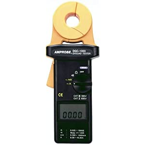 Amprobe DGC-1000A Clamp Ground Resistance Tester: Voltage