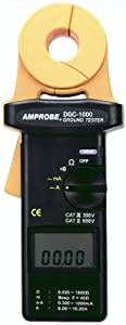 Amprobe DGC-1000A Clamp Ground Resistance Tester