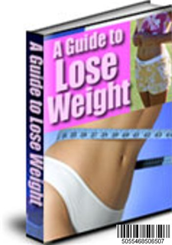 A GUIDE TO LOSE WEIGHT AND KEEP IT OFF VOLUME ONE