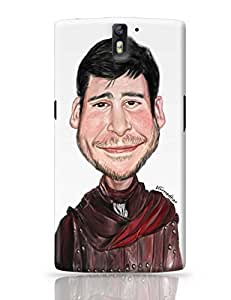 PosterGuy OnePlus One Case Cover - Daniel Portman Personality,Tv Series