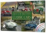 Jigsaw With Dvd Classic Cars