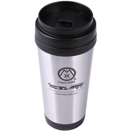 Rugged Ridge 12595.09 Travel Mug, Stainless Steel