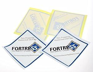 Sistema de Vigilancia Fortress Security Store GSM-C inalámbrica con sistema de auto marcado GSM