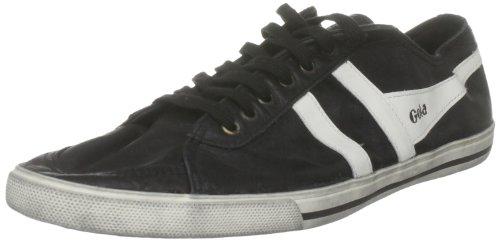 Gola - Sport, scarpe stringate lifestyle uomo , Nero (Nero / Bianco sporco), 41.5