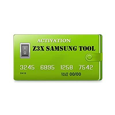 Z3X Samsung Tool Activation - repair, unfreeze, unlock, flashing & repair IMEI, NVM, camera, network