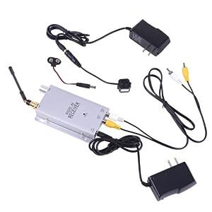 HDE Pinhole Mini Wireless Camera CCTV Security Video Surveillance