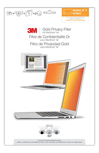 Why Should You Buy 3M Gold Privacy Filter for Apple MacBook Air 13-inch (GPFMA13)
