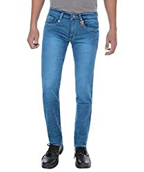 Frenzy Mart Slim Fit Denim Jeans (34)