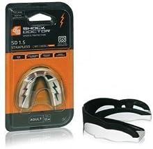 New Shock Doctor V1.5 - Protector bucal deportivo (para adultos y adolescentes)