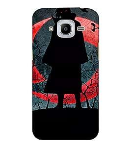 EPICCASE Vampire Mobile Back Case Cover For Samsung J2 2016 (Designer Case)