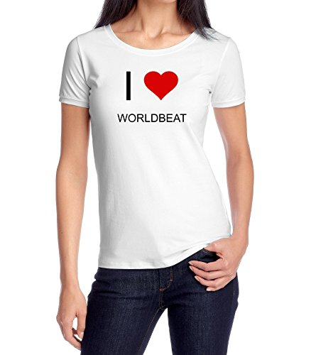 i-love-worldbeat-womens-classic-t-shirt