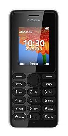 T�l�phone GSM NOKIA 108 BLANC
