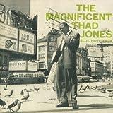 The Magnificent Thad Jones / ザ・マグニフィセント・サド・ジョーンズ (アナログ盤/BLUENOTE プレミアム復刻シリーズ) [Analog]