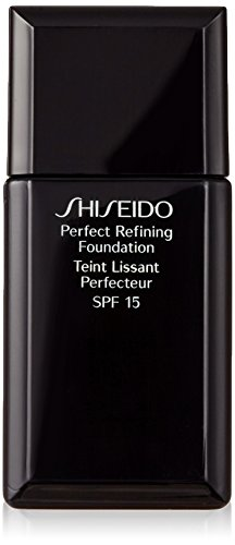 Shiseido Fondotinta, Perfect Refining Foundation, SPF 15, 30 ml, I20