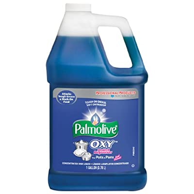 Palmolive OXY Power Degreaser for Pots and Pans, 1 gallon Bottle