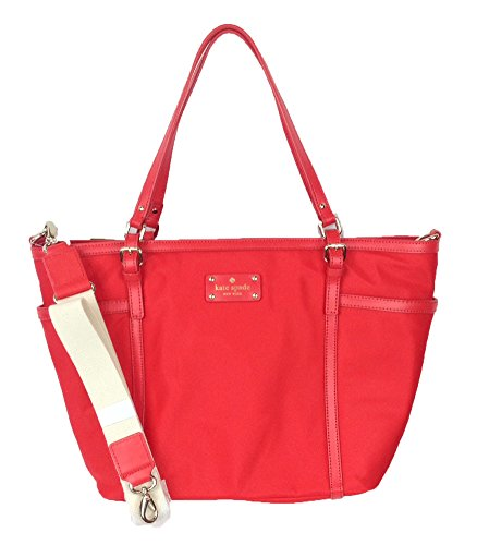 Kate Spade New York Union Square Clementine Baby Bag, Empire Red - 1