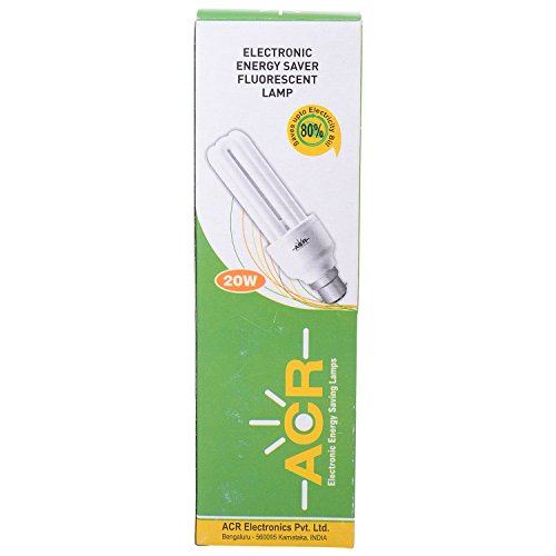 20 Watt CFL Bulb (Warm White)