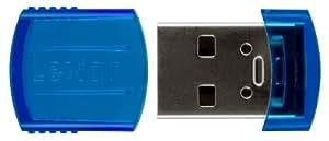Lexar Echo ZE 8GB  USB Backup Flash Drive LEHZE8GBASBNA