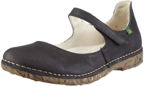 El Naturalista Women's Ebano Mary Jane N973 7 UK